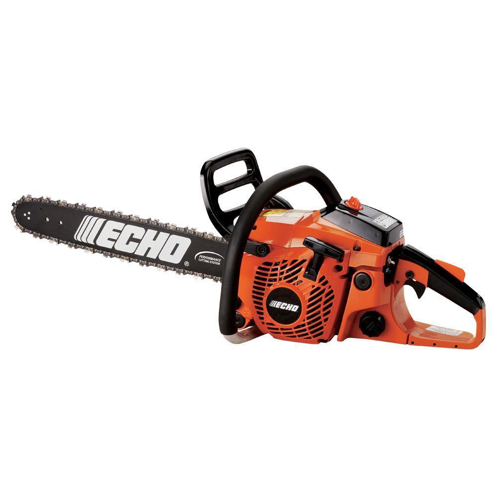 ECHO 20 in. 45cc Gas Chainsaw