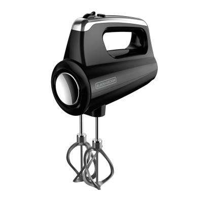 5-Speed Helix Hand Mixer Black