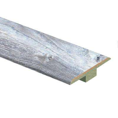 Winterton Oak/Sanibel Driftwood 7/16 in. Thick x 1-3/4 in. Wide x 72 in. Length Laminate T-Molding