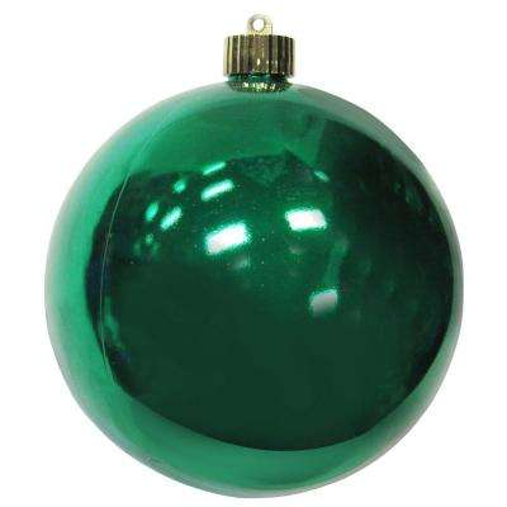 8 in. Blarney Shatterproof Ball Ornament (Pack of 6)