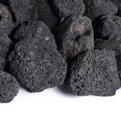 10 lbs. Black Lava Rock 1 in. to 3 in.