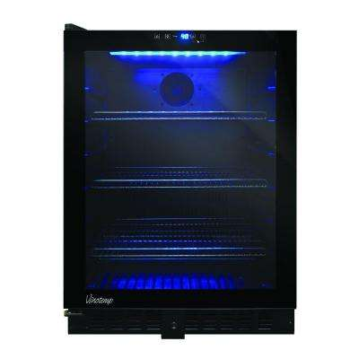 Butler Series 23.5 in. 120 Can Touch Screen Beverage Cooler