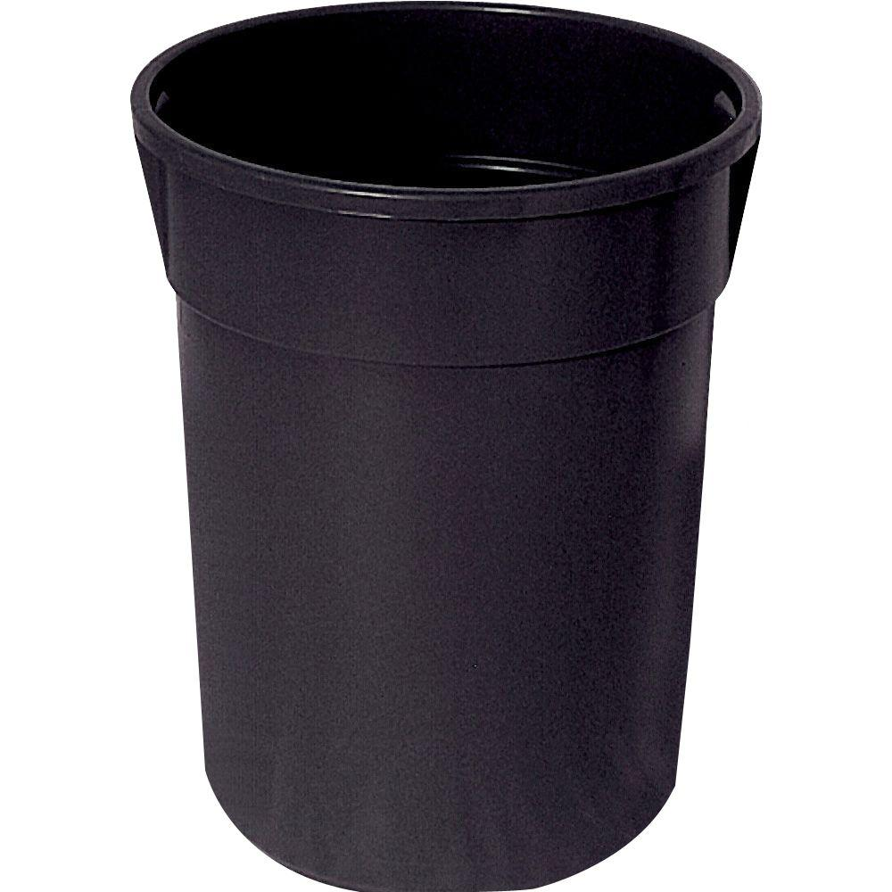 Ultra Play 32 Gal. Commercial Park Trash Can Receptacle ...