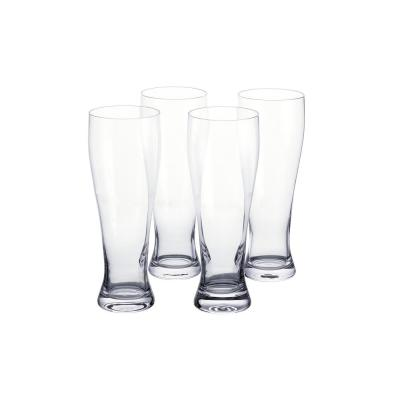 Home Decorators Collection 25.5 fl. oz. Weizen Beer Glasses (Set of 4)