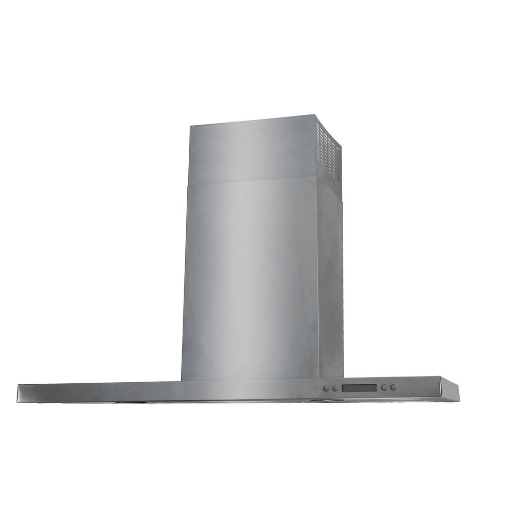 Arietta Toscana 30 in. Wall Mounted Decorative Chimney Range Hood in Stainless Steel
