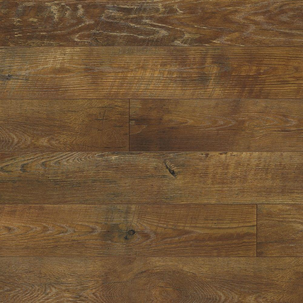 Hampton Bay Country Oak Sundown Laminate Flooring - 5 in. x 7 in. Take Home Sample