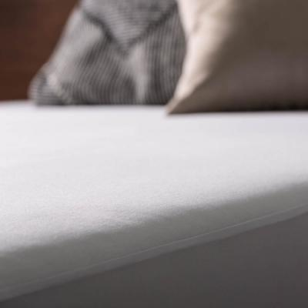 Tencel Jersey Fabric Polyester Twin XL Mattress Protector