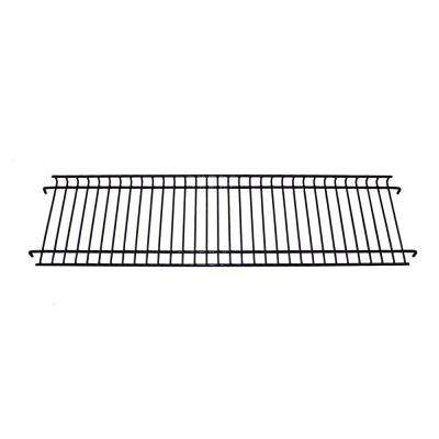 27 in.  x 7 in. Porcelain Coated Warming Rack