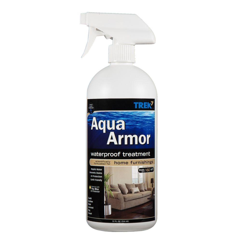 Trek7 Aqua Armor 32 oz. Fabric Stain Protector for Home F...