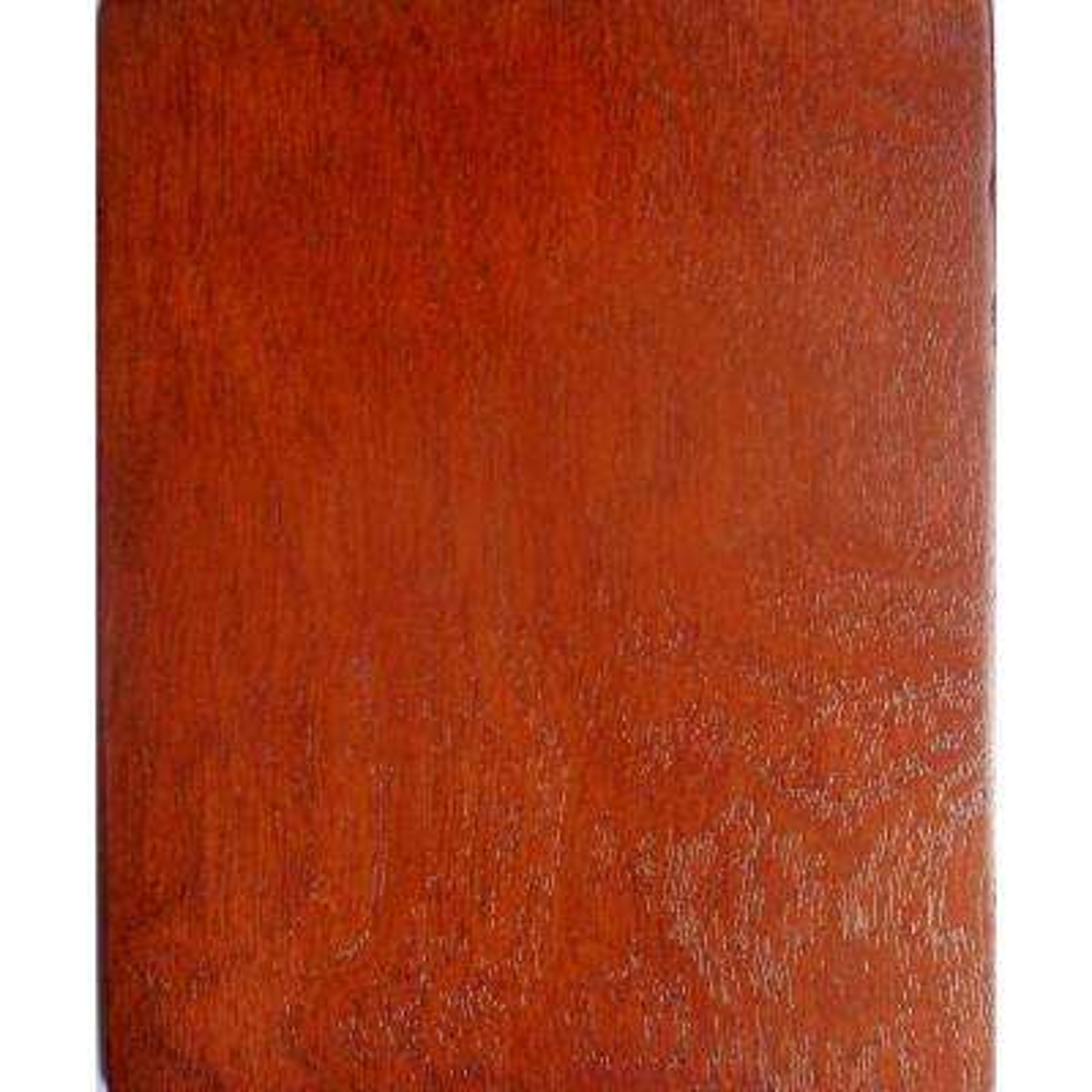 Naples 4 in. x 4 in. Wood Sample in Warm Cinnamon
