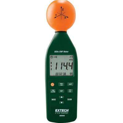 8 GHz Electromagnetic Field Strength Meter