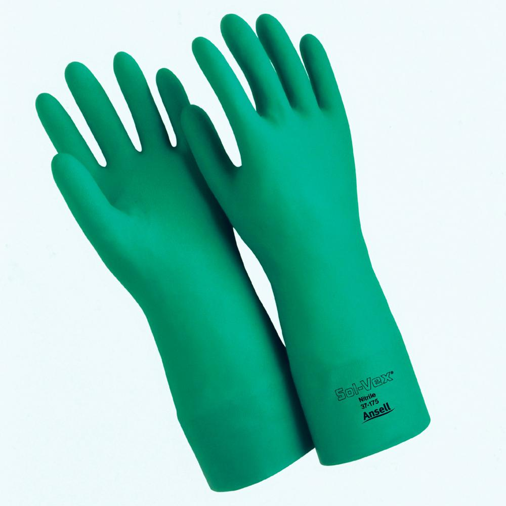 Ansell Solvex Medium Chemical Protection Gloves