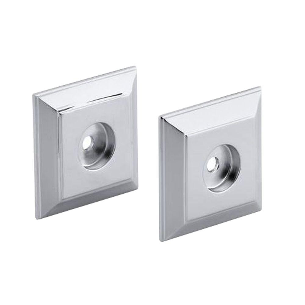 KOHLER Memoirs Slide Bar Trim Kit in Brushed Chrome-DISCONTINUED