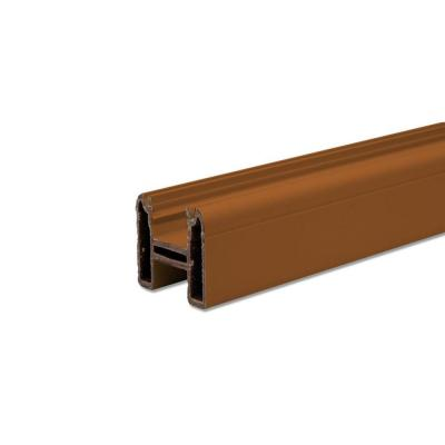 Transcend 91.5 in. Composite Tree House Universal Top or Bottom Rail