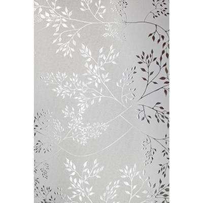 Elderberry 36 in. x 72 in. Privacy Window Film