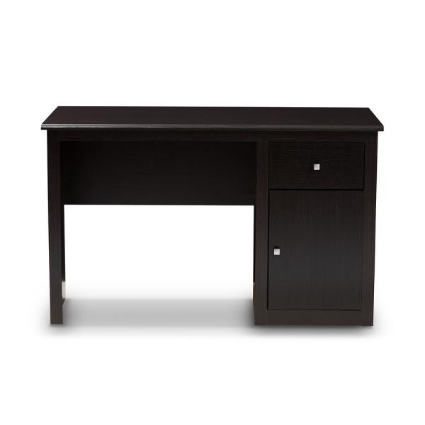 Belora Wenge Dark Brown Desk