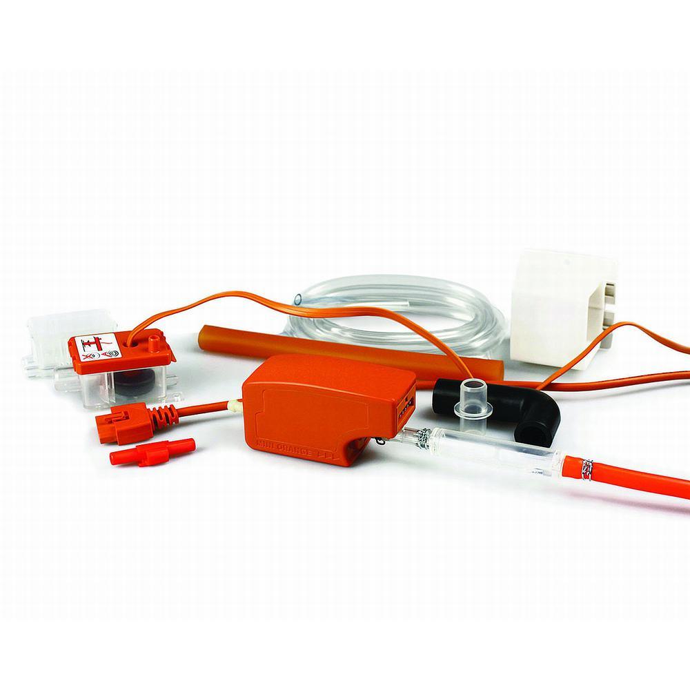 Mini Orange Pump Wiring Diagram Free Download Comfortstar Heat Diagrams Rectorseal Aspen Universal Voltage Condensate 83909 Heil At