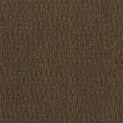 Fabricator Brown Loop 24 in. x 24 in. Modular Carpet Tile Kit (18 Tiles/Case)