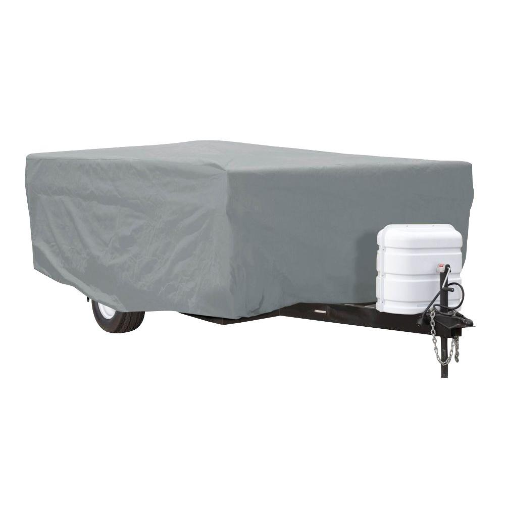 Duck Covers Globetrotter Folding Camper Cover, Fits 12 to 14 ft.