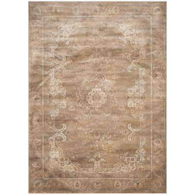 Vintage Mouse 7 ft. x 9 ft. Area Rug