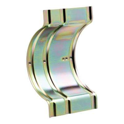 Recessed Wall Clamp