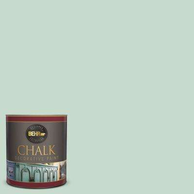 1-qt. #BCP25 Egg Blue Interior Chalk Finish Paint