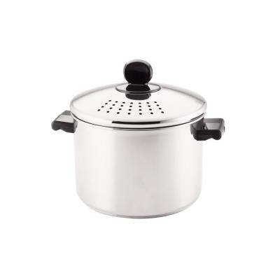 Classic Series 8.0 Qt. Stainless Steel Stock Pot with Lid