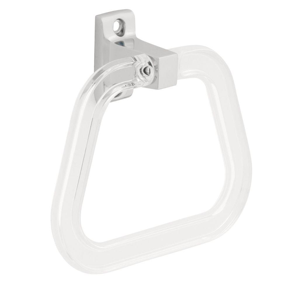 Best Value Centura Towel Ring in Polished Chrome