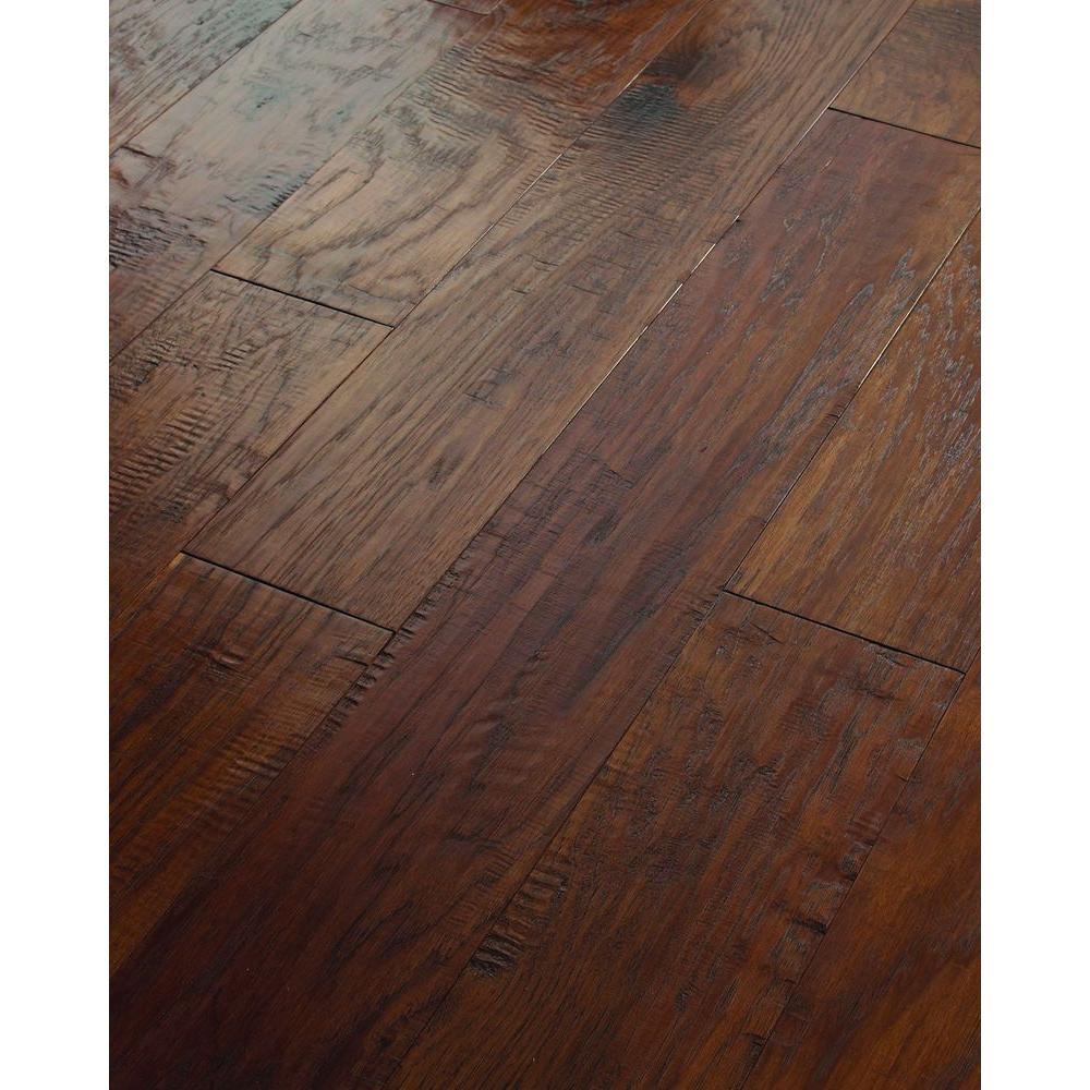 Shaw Old City Lost Trail Hickory 3/8 in. Thick x 6 3/8 in. Wide x Random Length Eng Hardwood Flooring (25.40 sq. ft. / case)
