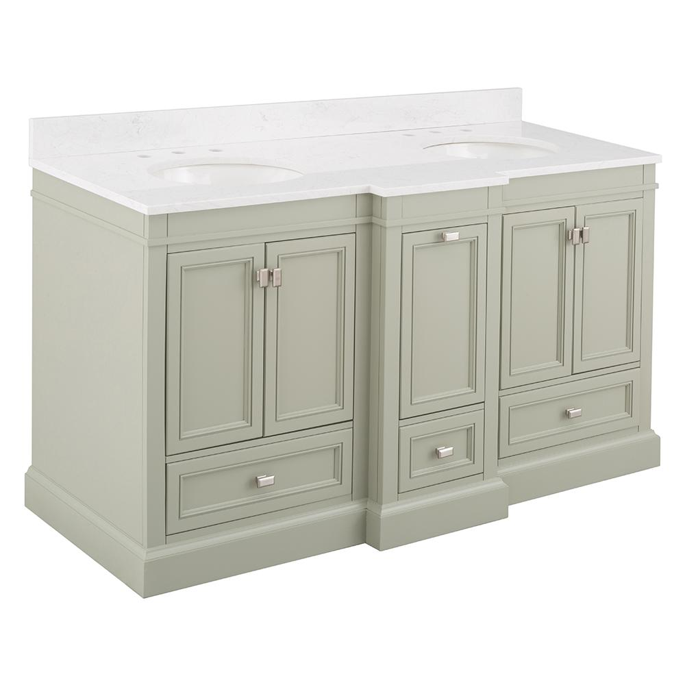 home decorators collection braylee 61 in w x 24 in d vanity rh homedepot com home decorators collection closet cabinets home decorators collection medicine cabinets