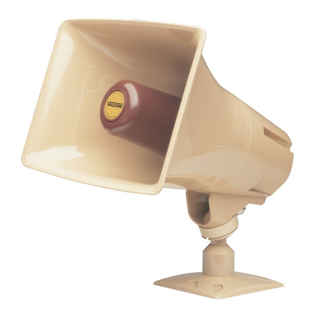 Talkback Horn - Beige