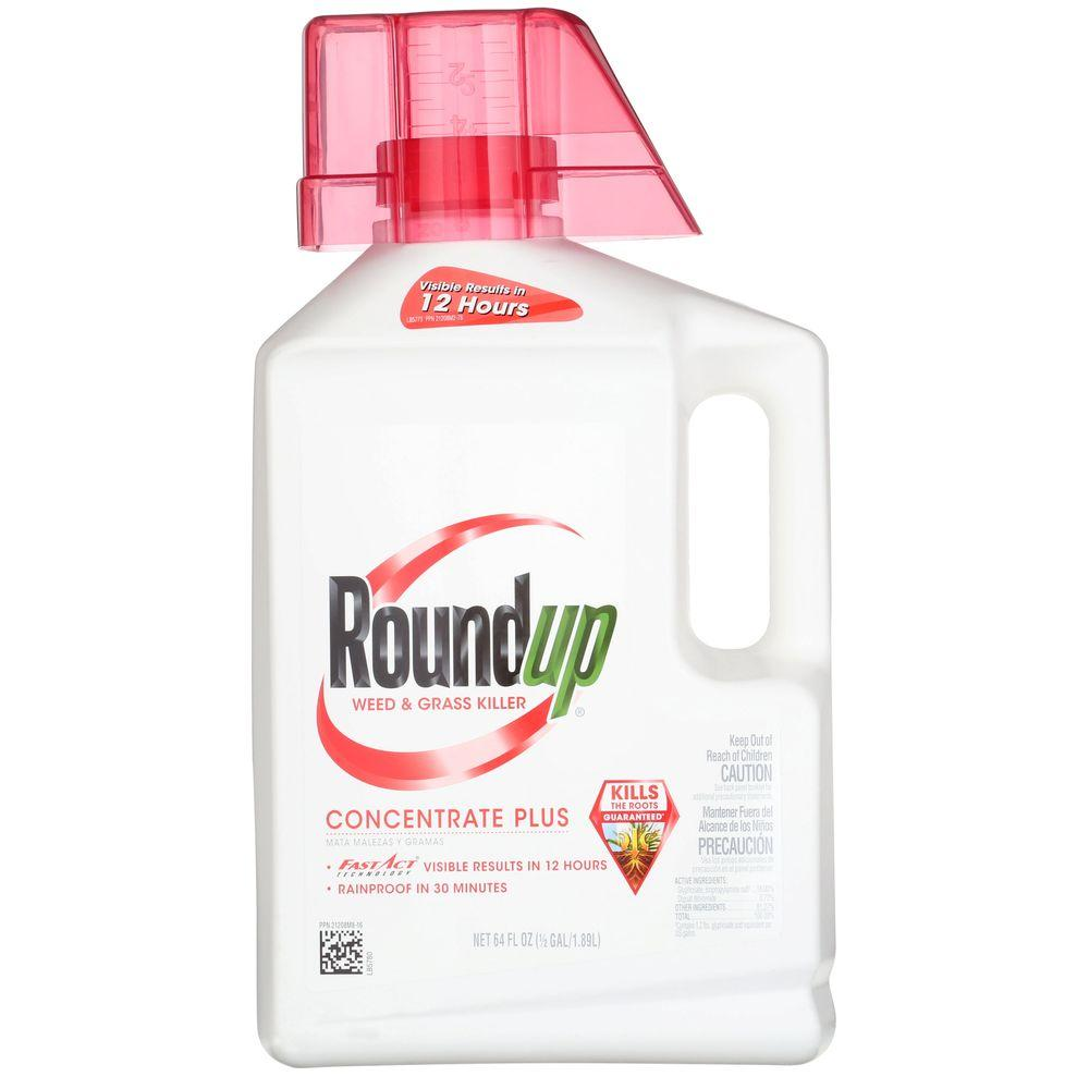 Weed and Grass Killer 64 oz. Concentrate Plus