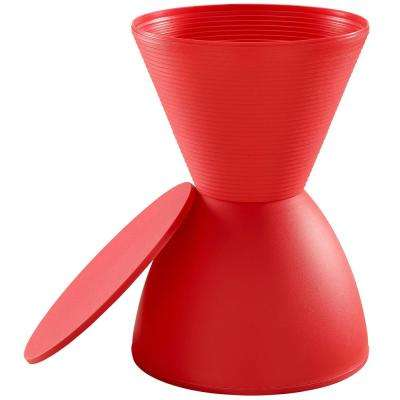 Haste Red Stool
