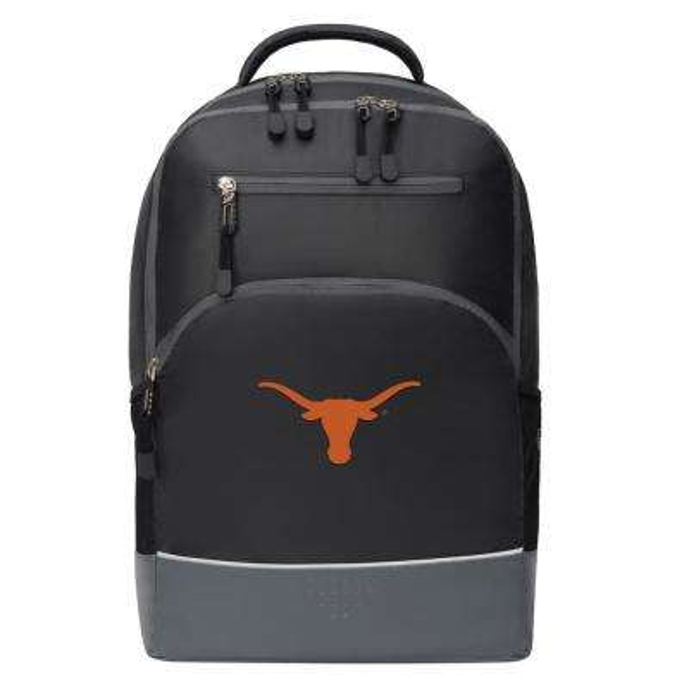 Texas 19 in. Black Alliance Backpack