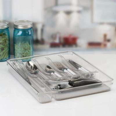 6-Compartment X-Large Cutlery Tray