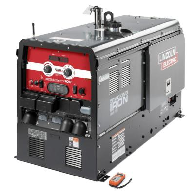 Cross Country 300 a 300 Amp Diesel Engine Driven Welder with Wireless Remote