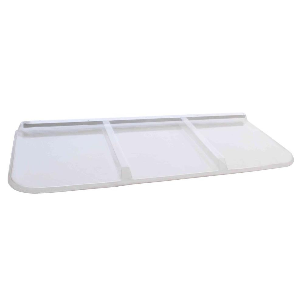 Shape Products 69 in. x 26 in. Polycarbonate Rectangular Window Well Cover