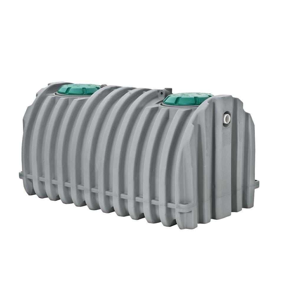 Snyder S 1050 Gal 2 Compartment Poly Septic Tank 5060000w95302