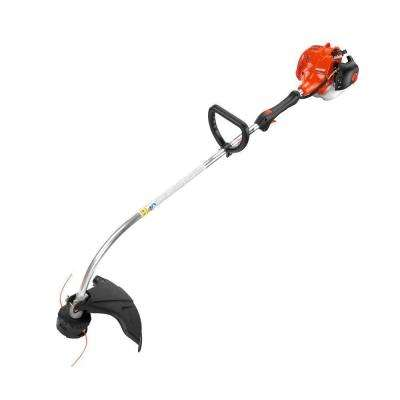 21.2 cc Gas 2-Stroke Cycle Curved Shaft Trimmer with Speed-Feed Head