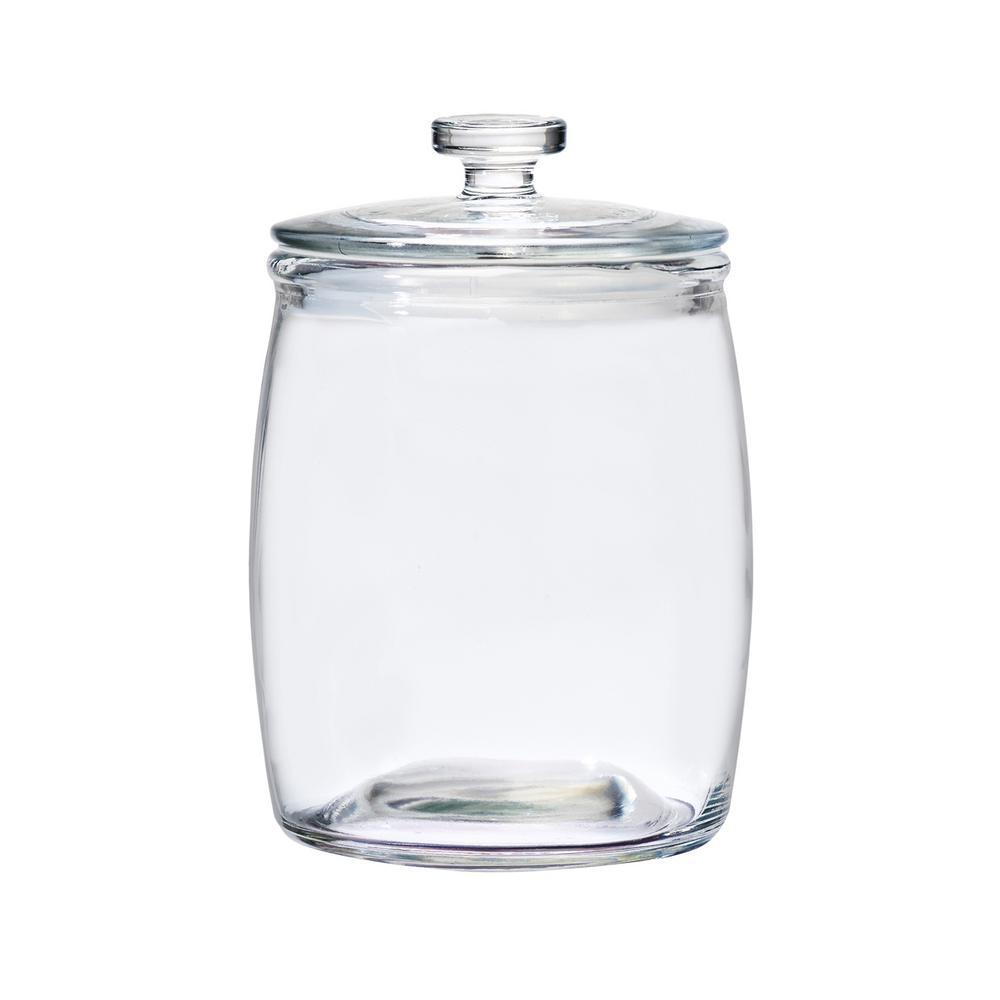 Milk Street 76 oz. Glass Storage Jar with Glass Lid