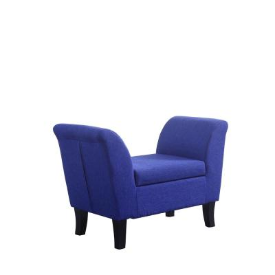 HB Blue Settees