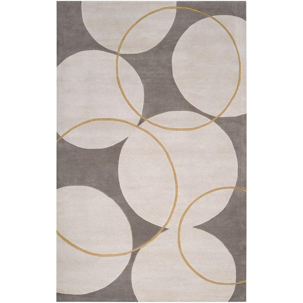 Artistic Weavers Isleton Gray 9 ft. x 13 ft. Area Rug