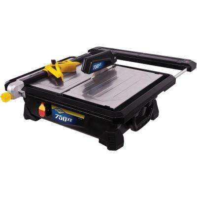 3/4 HP Wet Tile Saw with Back Extension