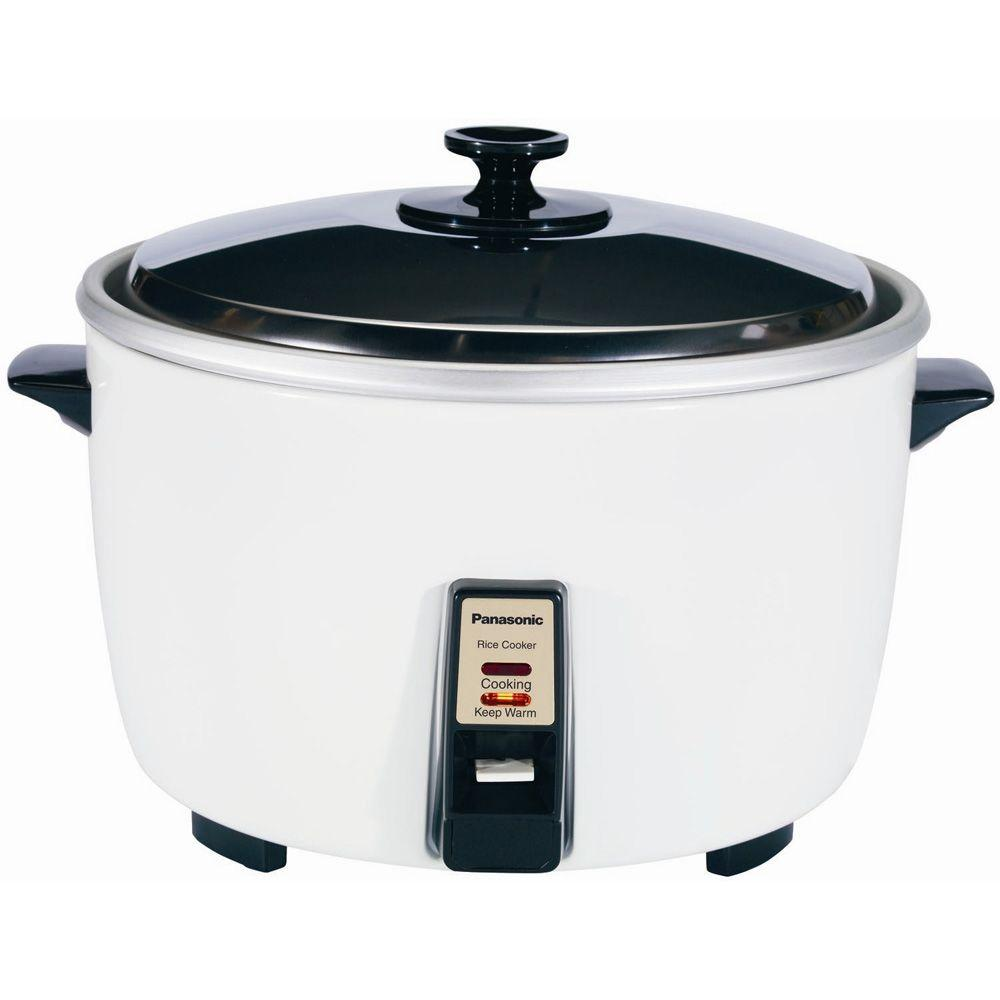 Panasonic 23 Cup Jumbo Rice Cooker - Party Size-DISCONTINUED