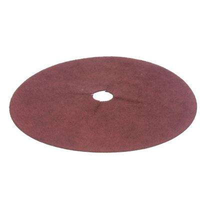 5 in. 80-Grit Abrasive Disc (5-Pack) For Use with 5 in. Disc Sanders (1/2 in. arbor hole)