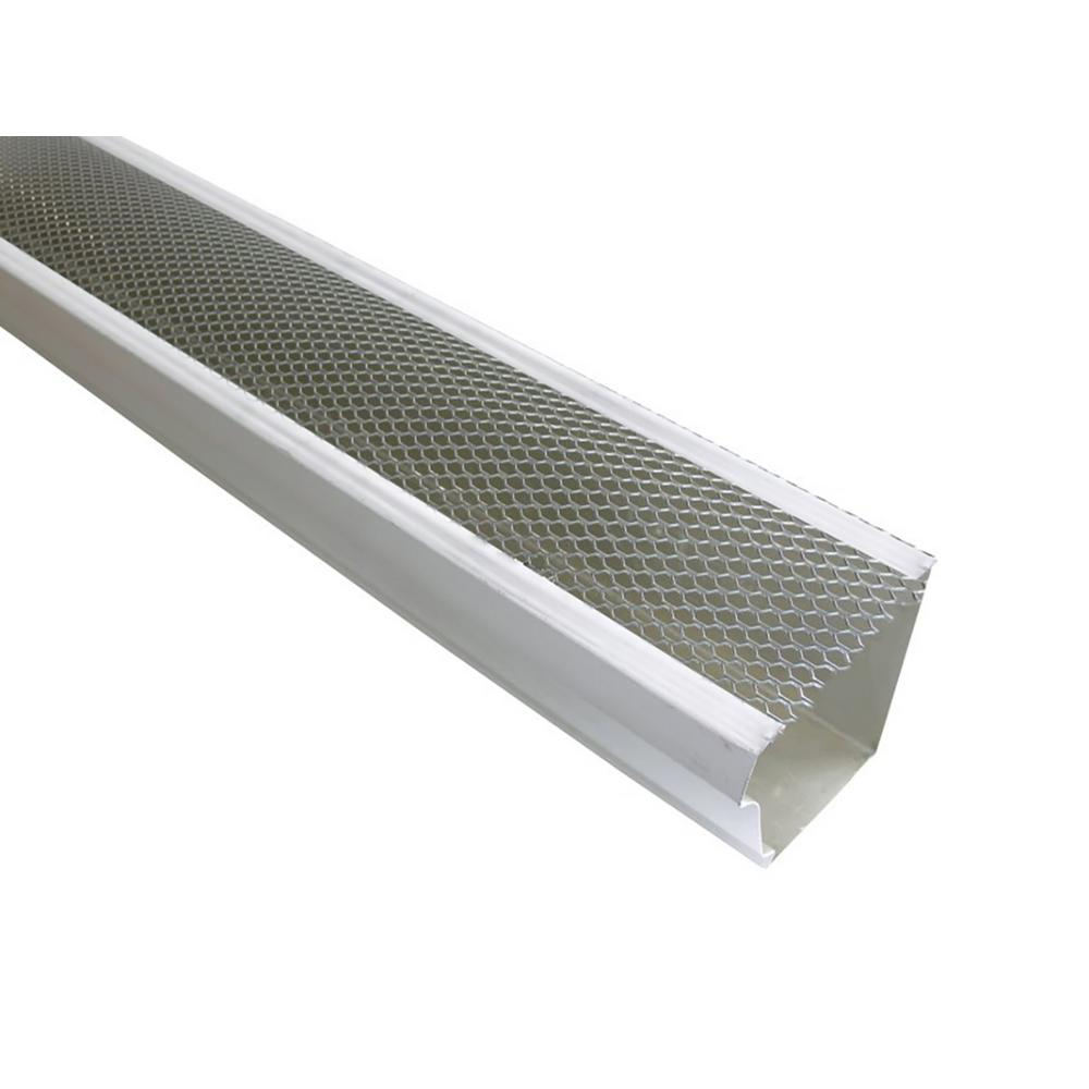 5 In X 4 Ft Armour Screen Lock On Gutter Guard Durable