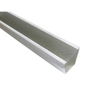 Spectra Metals Armour Screen 4 Ft Lock On Gutter Guard 5