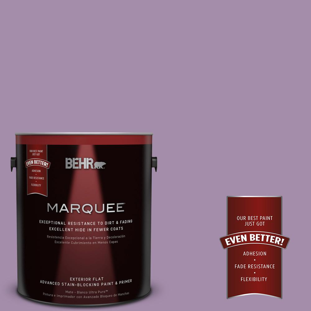 BEHR MARQUEE 1-gal. #M100-4 Aged to Perfection Flat Exterior Paint