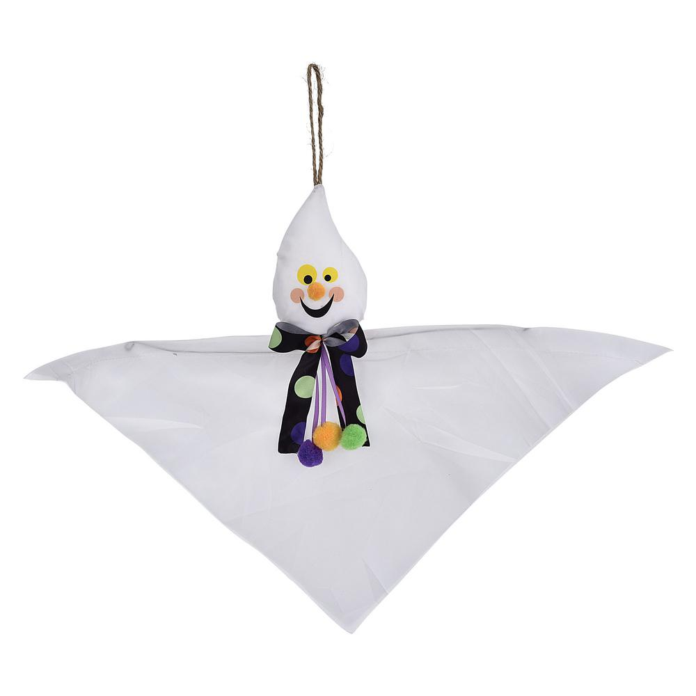 Amscan 12 In. Halloween Value Ghost Hanging Decoration (8