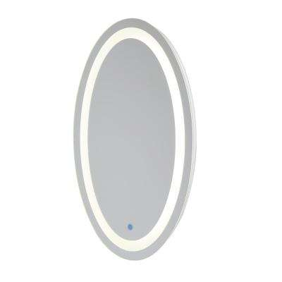 Florence 20.5 in. x 30.5 in. Hardwired LED Backlit Mirror